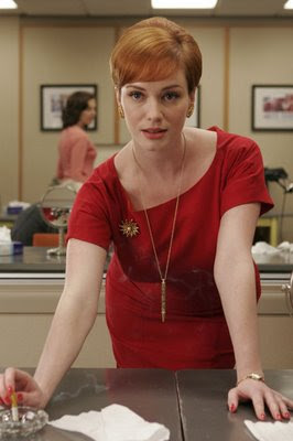 If You Do Magic for a Solid Year Asking to Be Joan Holloway. . .