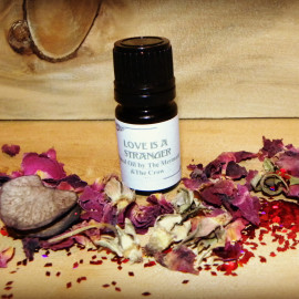 Love is a Stranger: Limited Edition Valentine's Day Ritual Fragrance Oil