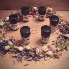 New Ritual Fragrance Oils for You to Create Magic!