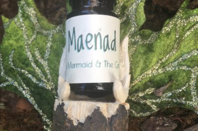 Last Day to Buy Maenad Limited Edition Ritual Oil!