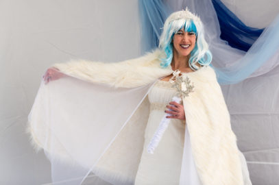 Joli is Our Fan Favorite Ice Queen!