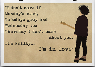 ♥ It's Friday, I'm in Love! ♥